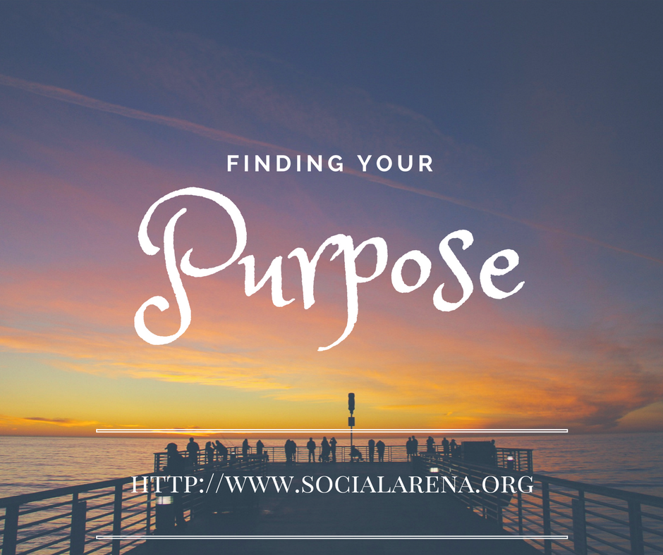Finding your Purpose in life!